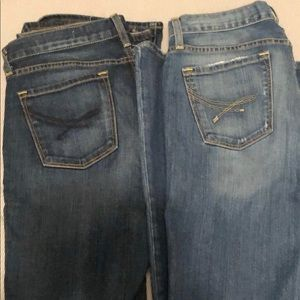 Set of 2 Women's Jeans from NY and Co